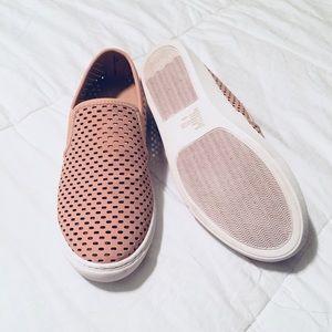 aeb81edcb01 Steve Madden Elouise Blush Pink Sneakers